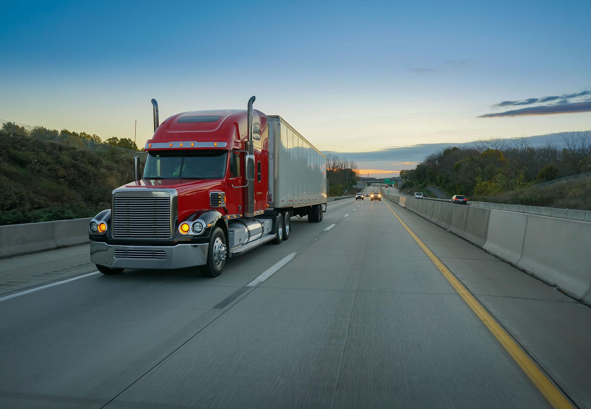 18-Wheeler & Company Vehicle Accidents | San Antonio, TX | Law